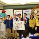 Metrobank holds fun learning event for young math geniuses
