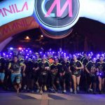 Colorful night run set on May 27