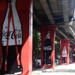 This is why Coca-Cola is all over LRT-1 Central Station