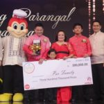 Jollibee continues search for Filipino families that exemplify positive values