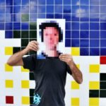 Lifestyle News: Mosaic artist Invader 'attacks' Hong Kong for a cause