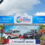 Unioil officially opens first ever solar hybrid service station in PH
