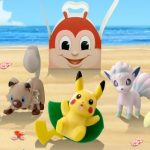 Enjoy an action-packed playtime with Jollibee's Pokémon Battle Squad