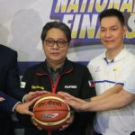 SM continues support to national basketball league for high school students