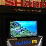 Sharp introduces its revolutionary AQUOS 8K LED TV in PH