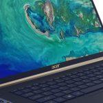 Acer unveils light-weight 15-inch Swift 5 Notebook