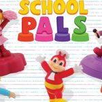 Jolly Kiddie Meal brings Jollibee School Pals this June