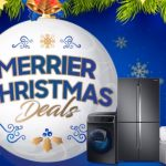 Samsung Digital Appliances rolls out irresistible Merrier Christmas Deals
