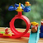 New Jolly Kiddie Meal toys let you build your own Jollitown Theme Park