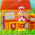 Collect and build Jollitown Blocks through Jollibee Kiddie Meal