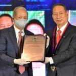 Ambassador Francis Chua is first recipient of PCCI's highest award