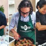 La Germania shares recipes of dishes from Cibo, Yabu, and other restos